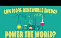 Can The World Depend on Renewable Energy?